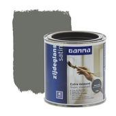 GAMMA Extra Dekkend lak warm grijs zijdeglans 250 ml