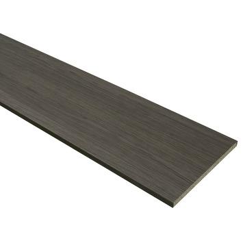 Meubelpaneel donker eiken 240x60 cm 18 mm