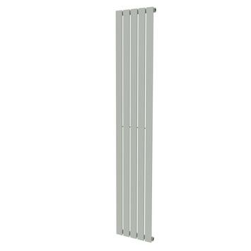 Haceka designradiator Negev mint structuur 715 Watt 184x34 cm