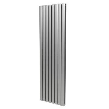Haceka designradiator Thalia aluminium 1585 Watt 184x54 cm