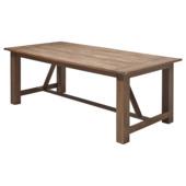 tafel salvador lxb: 220x100 cm