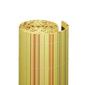 Balkonscherm pvc bamboe 90x300 cm