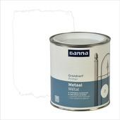 GAMMA grondverf metaal wit 750 ml