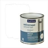 GAMMA grondverf universeel wit 750 ml
