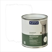 GAMMA grondverf kunststof wit 750 ml