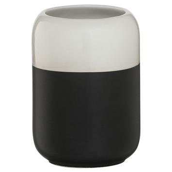 Sealskin Beker Sphere porcelein zwart