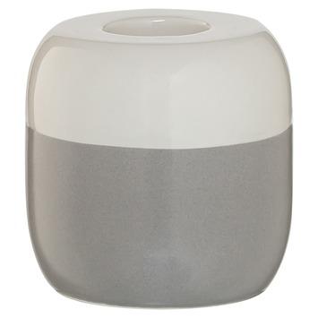 Sealskin Kaarsenhouder Sphere porcelein licht grijs