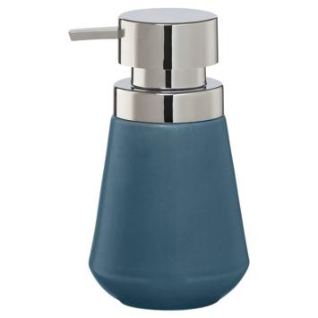 Sealskin Zeepdispenser Conical porcelein blauw