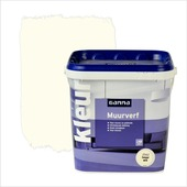 GAMMA muurverf ivoorwit mat 5 liter