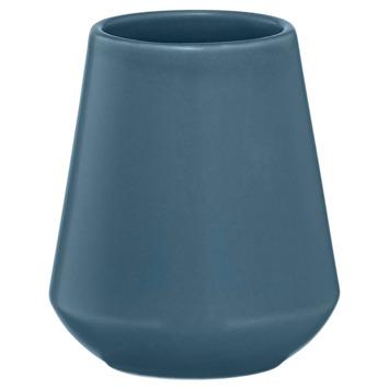 Sealskin Beker Conical porselein blauw