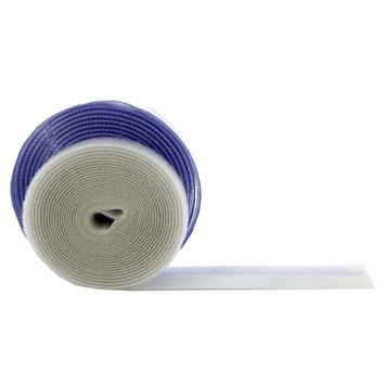 Bruynzeel klittenband wit 15mm 400cm