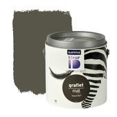GAMMA KleurID muurverf grafiet mat 2,5 liter