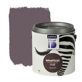 GAMMA KleurID muurverf amethist mat 2,5 liter