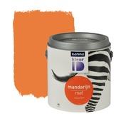 GAMMA KleurID muurverf mandarijn mat 2,5 liter
