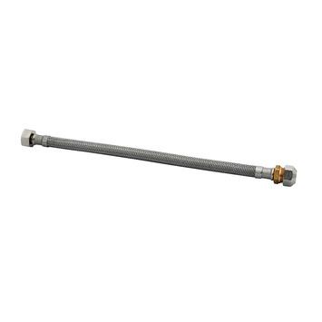 "GAMMA flexibele slang (binnendraad x knel) 3/8"" x 10 mm 30 cm"