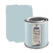 GAMMA Wood&Wall krijtverf Bashful Blue 100 ml