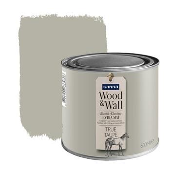 GAMMA Wood&Wall krijtverf True Taupe 500 ml