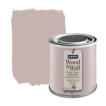 GAMMA Wood&Wall krijtverf Precious Pink 100 ml