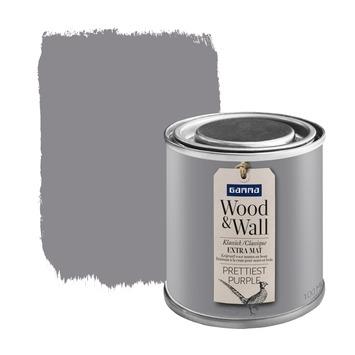 GAMMA Wood&Wall krijtverf Prettiest Purple 100 ml