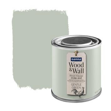 GAMMA Wood&Wall krijtverf Gentle Green 100 ml