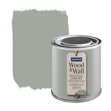 GAMMA Wood&Wall krijtverf Gorgeous Green 100 ml