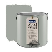 GAMMA Wood&Wall krijtverf Gorgeous Green 2,5 liter