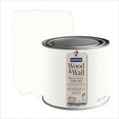 GAMMA Wood&Wall krijtverf Wonderful White 500 ml