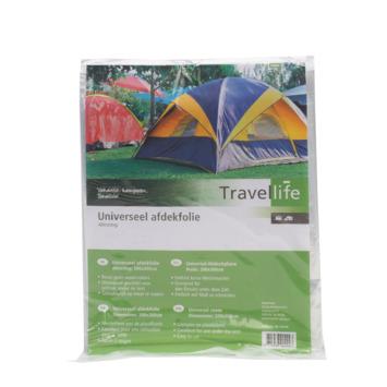 Travellife afdekfolie transparant 250x400 cm
