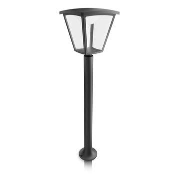 Philips Tuinpaal Cottage zwart LED 4.5W