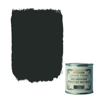 Rust-oleum meubelverf grafiet 125ml