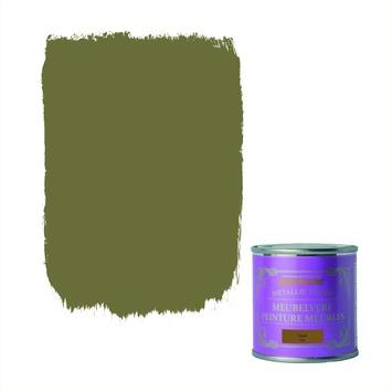 Rust-oleum meubelverf metallic goud 125ml