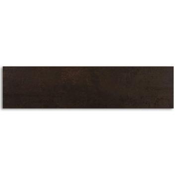 Wandtegel Corton Zwart 15x60 cm