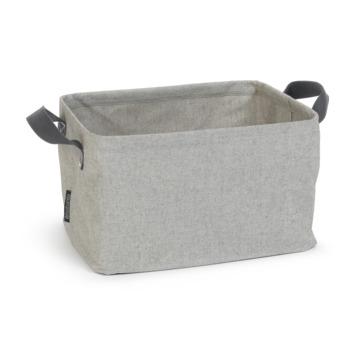Brabantia wasmand opvouwbaar grey 35 liter