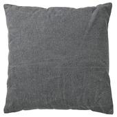 Kussen Canvas grijs 45x45 cm