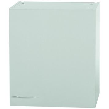 Klassik 50 wandkast 600-6 wit 50 cm