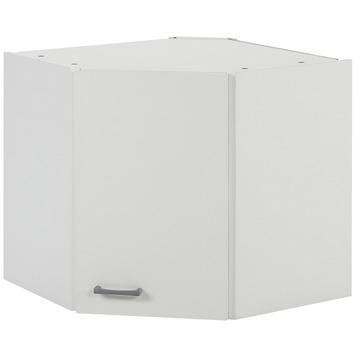 Klassik 60 hoekwandkast 606-6 wit 60x60 cm
