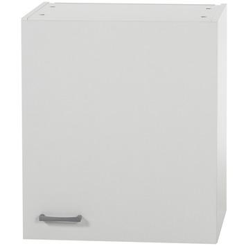 Klassik 60 wandkast 406-6 wit 40 cm