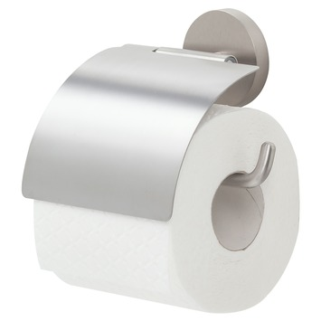 Handson Toiletrolhouder Smart met Klep RVS