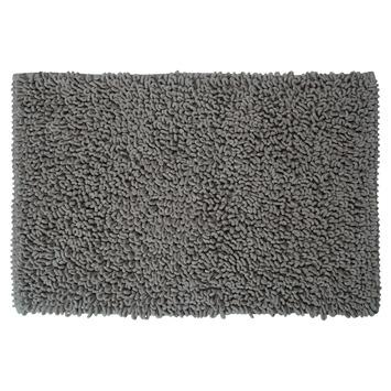 gamma | sealskin badmat twist grijs 60x90 cm kopen? | badmatten-wc