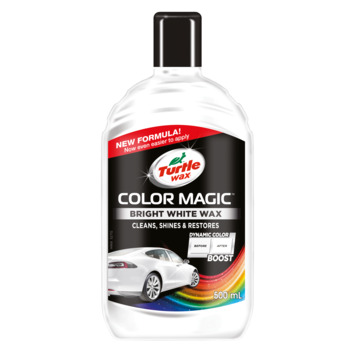 Turtle Wax Color Magic Wit 500ml
