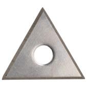 GAMMA Professional schraper reservemes driehoek 25 mm