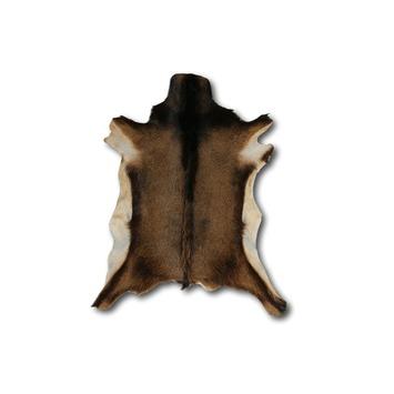 Vloerkleed geit bruin