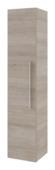 Bruynzeel kolomkast Zelda licht eiken 35x35x160 cm