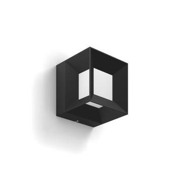 Philips wandlamp Parterre zwart
