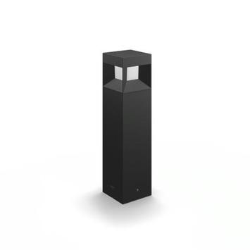 Philips sokkel Parterre zwart
