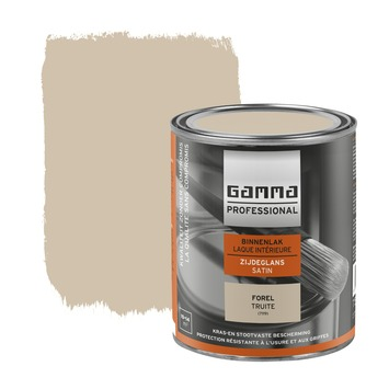 GAMMA Professional binnenlak zijdeglans forel 750 ml