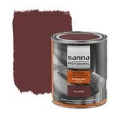 GAMMA Professional buitenlak wijnrood halfglans 750 ml