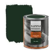 GAMMA Professional buitenlak donkergroen halfglans 750 ml