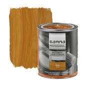 GAMMA Professional buitenbeits transparant teak hoogglans 750 ml