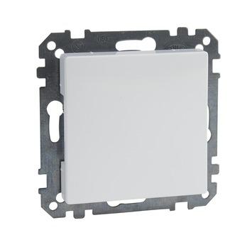 Merten System-M Pure blindplaat actief wit
